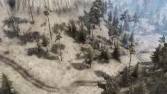 Pogue Creek Canyon for MudRunner