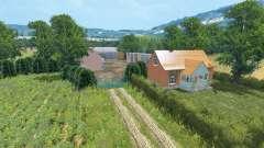 Srednia Wies v5.0 for Farming Simulator 2015