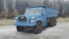 Tatra T148 S3 6x6 1972 for MudRunner