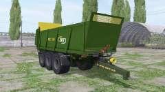 ZDT MC 186 for Farming Simulator 2017