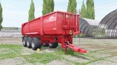 Krampe Big Body 900 edit Xelma for Farming Simulator 2017