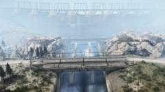 Lancang Dam for MudRunner