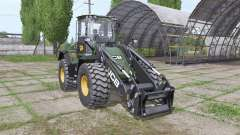 JCB 435S paintable for Farming Simulator 2017