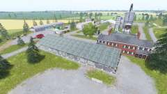 Euro Farms for Farming Simulator 2017