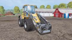 JCB 435S edit Pfrangi72 for Farming Simulator 2015