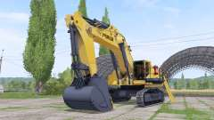 Caterpillar 6015B v1.1 for Farming Simulator 2017