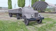 ZIL MMZ 164Н 1958 for Farming Simulator 2017