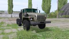 Ural 4420 1980 for Farming Simulator 2017