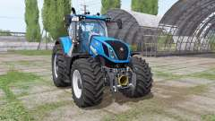 New Holland T7.290 edit Holy for Farming Simulator 2017