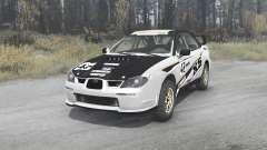 Subaru Impreza WRX STi (GDB) 2007 Rally for MudRunner