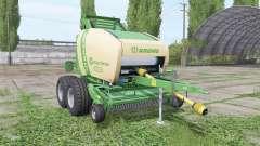 Krone Comprima F155 XC v1.1 for Farming Simulator 2017