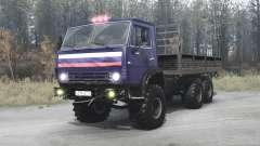 KamAZ-53212 for MudRunner