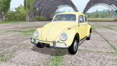 Volkswagen Beetle 1963 for Farming Simulator 2017