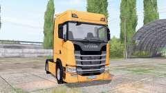 Scania S 580 Highline 2016