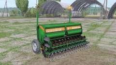AMAZONE D9 3000 Super green for Farming Simulator 2017