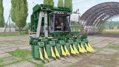 John Deere 7760 fixed for Farming Simulator 2017