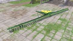 John Deere DB120 for Farming Simulator 2017