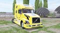 Volvo VNL 780 JoranS Farm for Farming Simulator 2017