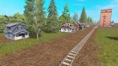 Canadian National v5.0 for Farming Simulator 2017