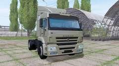 KAMAZ 5460 v3 2009.0 for Farming Simulator 2017