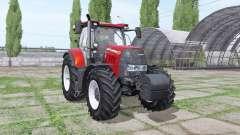 Case IH Puma 165 CVX v1.3 for Farming Simulator 2017