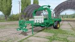 McHale 998 v1.1 for Farming Simulator 2017