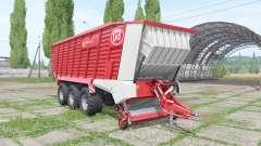 Lely Tigo XR 100 D v3.0 for Farming Simulator 2017