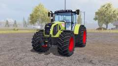 CLAAS Axion 950 v1.1 for Farming Simulator 2013