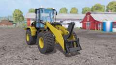 Caterpillar 924G for Farming Simulator 2015