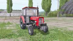 URSUS C-360 v1.1 edit DJtomasz for Farming Simulator 2017