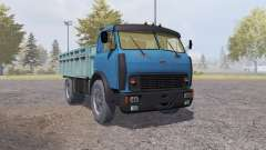 MAZ 500 for Farming Simulator 2013