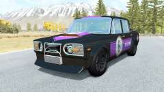 Ibishu Miramar Twin Turbo v1.2 for BeamNG Drive