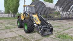 JCB 435S edit Homi for Farming Simulator 2017