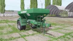 Bruns MBA 12000 for Farming Simulator 2017