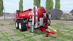 Schuitemaker Robusta 190 for Farming Simulator 2017