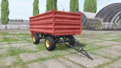 Zmaj 489 v1.4 for Farming Simulator 2017