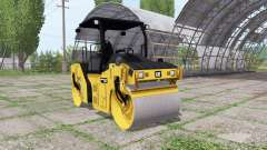 Caterpillar CB44B for Farming Simulator 2017
