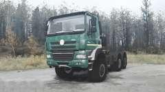 Tatra Phoenix T158 agro for MudRunner