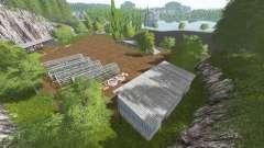 Newbie Farm v2.0 for Farming Simulator 2017