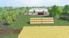 Gross Daberkow for Farming Simulator 2015