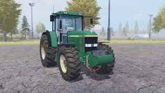 John Deere 7810 weight for Farming Simulator 2013