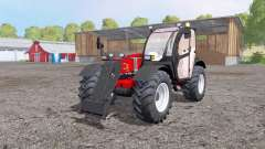 Massey Ferguson 9407 for Farming Simulator 2015