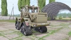 Kirovets K 700A QuadTrac v2.1 for Farming Simulator 2017