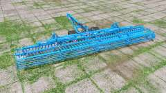 LEMKEN Heliodor 9 Gigant 10-1200 v1.1 for Farming Simulator 2017