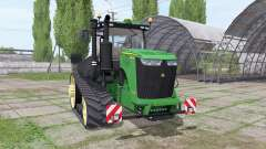 John Deere 9560RT v2.1 for Farming Simulator 2017