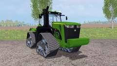 John Deere 9560RX weight for Farming Simulator 2015