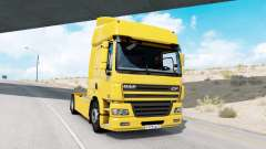 DAF CF85.530 4x2 Space Cab 2006 for American Truck Simulator