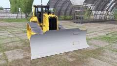 Caterpillar D6N LGP v3.0.0.1 for Farming Simulator 2017