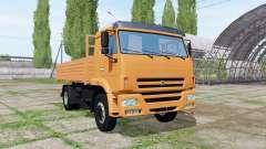 KAMAZ 45253 v1.3 for Farming Simulator 2017