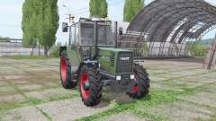 Fendt Favorit 600 LS Turbomatik for Farming Simulator 2017
